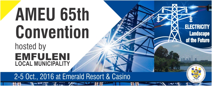 65th AMEU Convention of the Association of Municipal Electricity Utilities